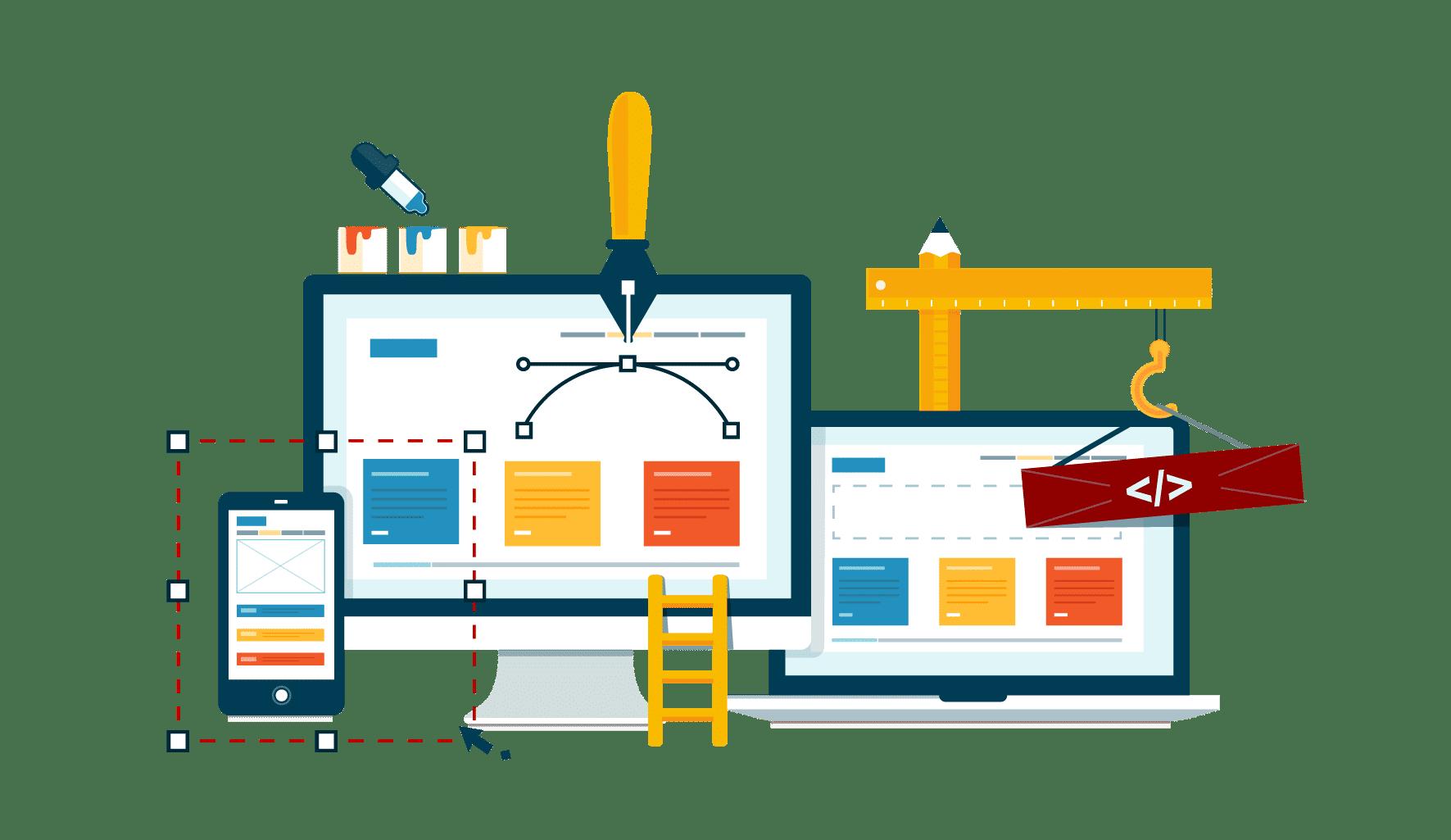 realizzazione siti web professionali bologna