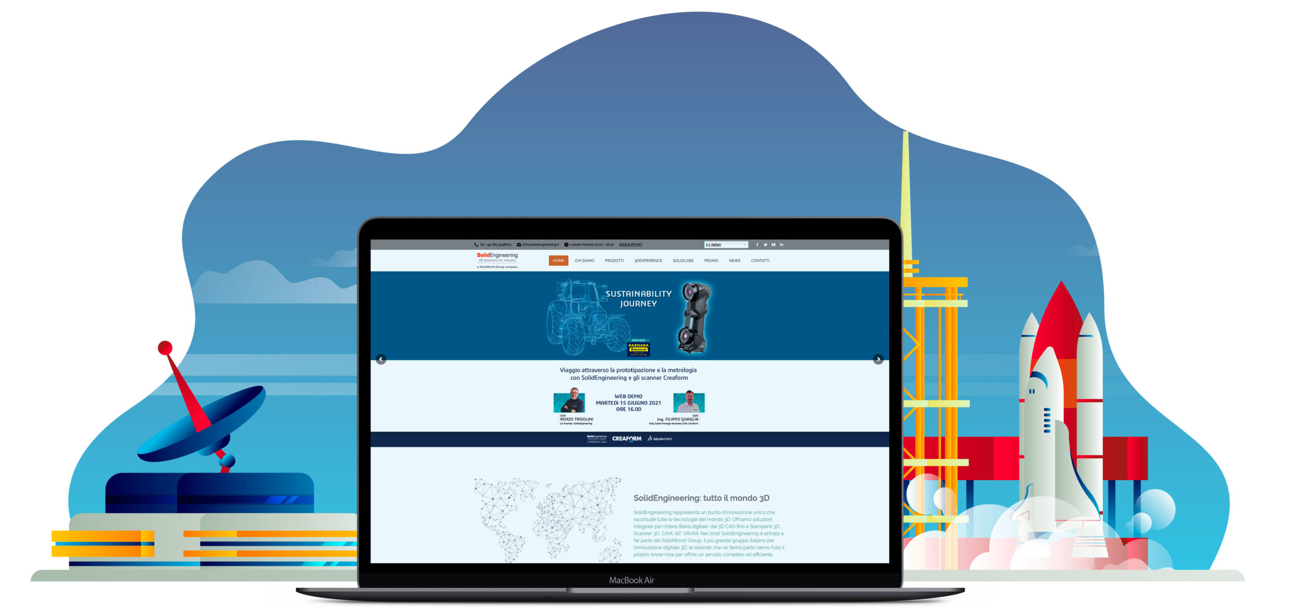 Digitalizzazione d'impresa